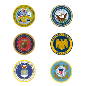 Military social sites