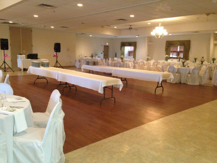 New Lenox Wedding Hall
