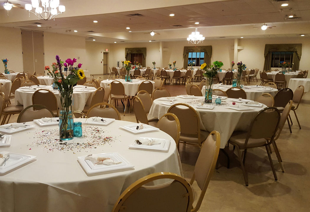 The American Legion Banquet Hall