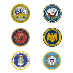 Military DOD Social Media Sites