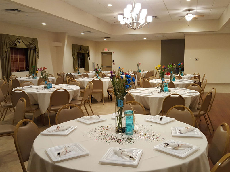 Banquet Hall Rental Thomas E Hartung American Legion